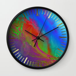 Big Wave Wall Clock