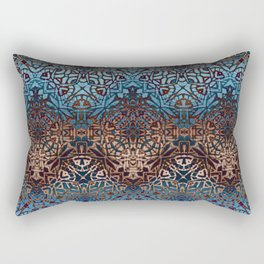 Ethnic Tribal Pattern G329 Rectangular Pillow