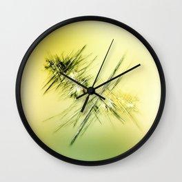 Grashüpfer Wall Clock