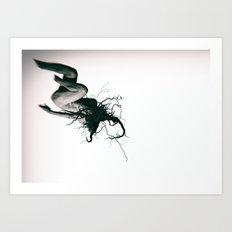 Personal Space  Art Print