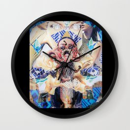 Love Unforgetable Wall Clock