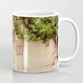 French Cafe Coffee Mug