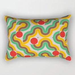 CONNECTED #6 Rectangular Pillow