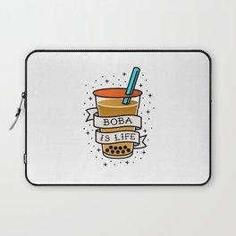 Boba Tea Ranking List Laptop Sleeve