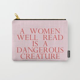 dangerous creature Carry-All Pouch