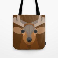 Elk Tote Bag