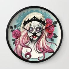 ¡Dia de los Muertos! Wall Clock