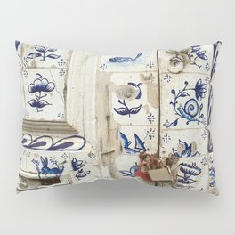 Madeira Doors 1 Pillow Sham