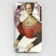 fa sostenido iPhone (3g, 3gs) Slim Case