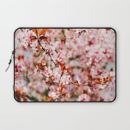 Cherry Blossom Tree (Color) Laptop Sleeve
