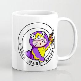 Let's make stuff Coffee Mug