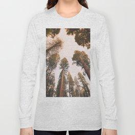 Sequoia Sunset Long Sleeve T-shirt
