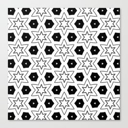 Pattern 1.1 Canvas Print
