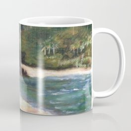 Cinnamon Bay at Sunrise 2 Coffee Mug