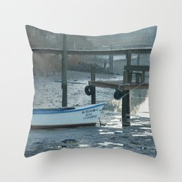 Anna Katherine Throw Pillow