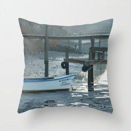 Anna Katherine Throw Pillow