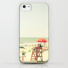 Day at the Beach iPhone 5c Slim Case