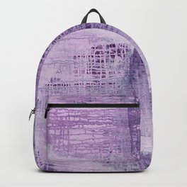 Dreamscape in Purple Backpack
