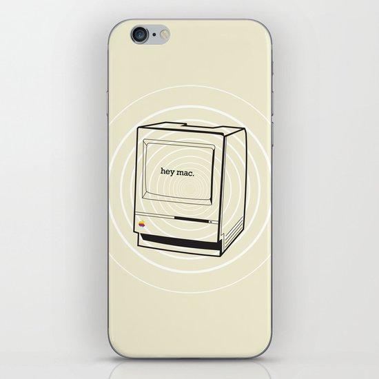 mac iPhone & iPod Skin