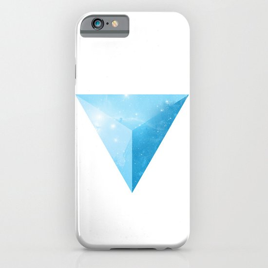 cosmic triangle iPhone & iPod Case