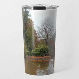 The Water Garden Travel Mug