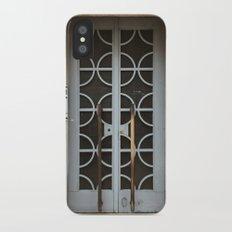 Lisboa Art Deco #01 iPhone X Slim Case