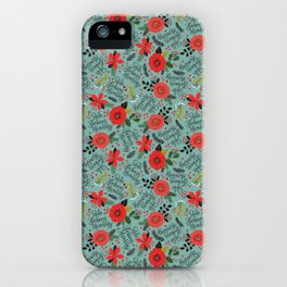 Pretty Swe*ry: Bah Fucking Humbug iPhone Case