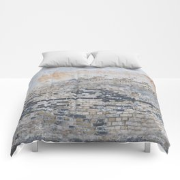 Old Bricks Comforters
