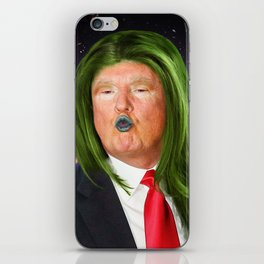 Donald Trump lbgt, trans, gay iPhone Skin
