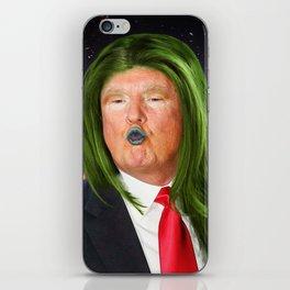 Donald Trump lbgt, trans, gay iPhone Skin