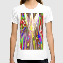 color curves T-shirt