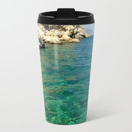Clearest water Metal Travel Mug