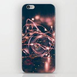 Wish on stars iPhone Skin