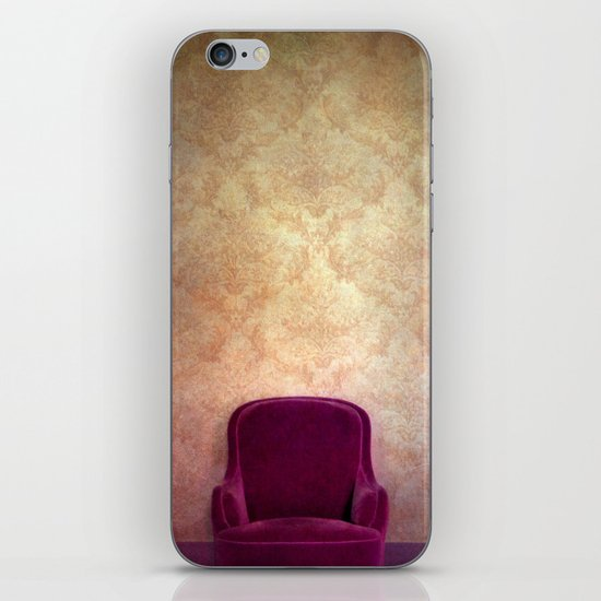 place of silence iPhone & iPod Skin
