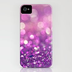 Pretty Purples  - an abstract photograph Slim Case iPhone (4, 4s)