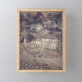 Fragile Views Framed Mini Art Print