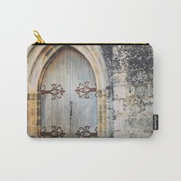 French Chapel Door Carry-All Pouch