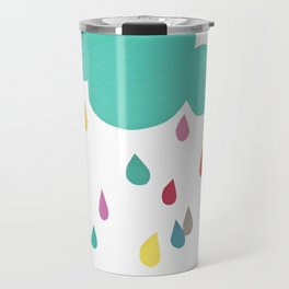 Sunshine and Showers Travel Mug