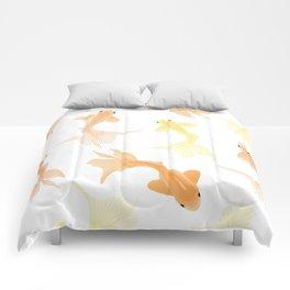 Goldfish pattern Comforters