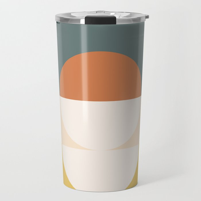 Abstract 02 Travel Mug