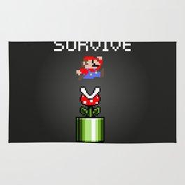 Mario survive Rug