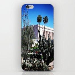 Mesa AZ Temple iPhone Skin
