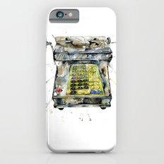 Vintage Cash iPhone 6s Slim Case