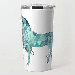 Unicorn prism Travel Mug