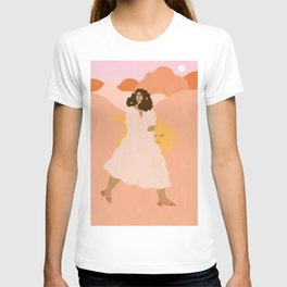 Don't look back in sadness T-shirt