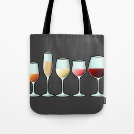All the wine Tote Bag
