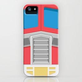 Minimal Prime iPhone Case
