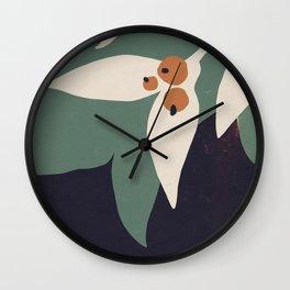 Casual Arrangement Wall Clock