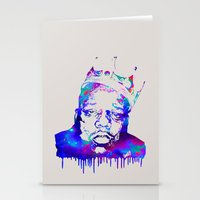 notorious Stationery Cards featuring Notorious by Fimbis