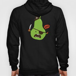 Pear-ate a.k.a The Angry Pirate Hoody